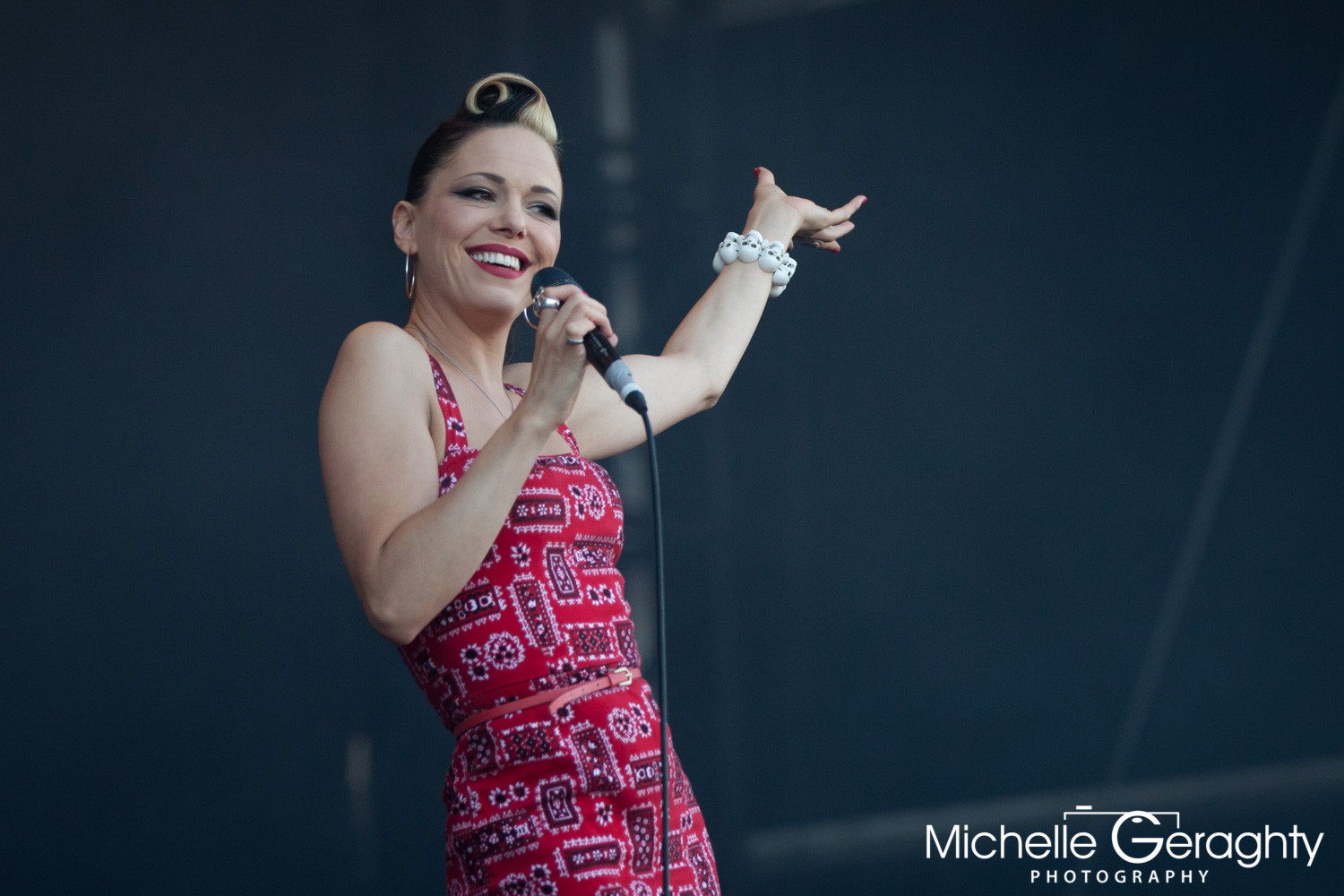 Imelda May at Marlay Park, Dublin