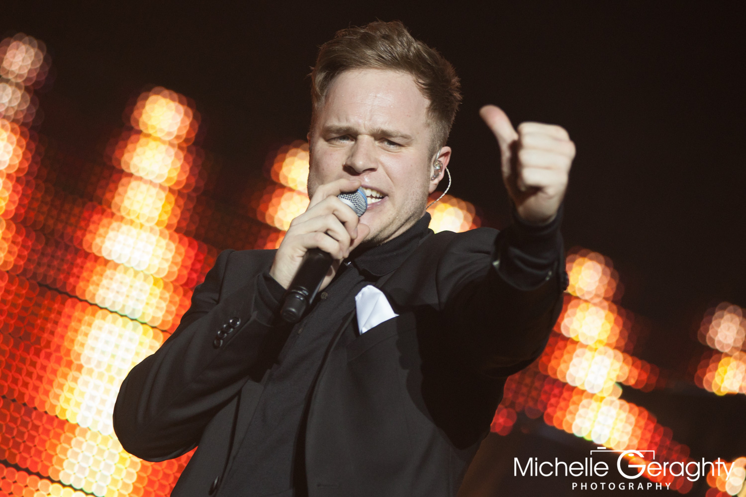Olly Murs at the O2, Dublin