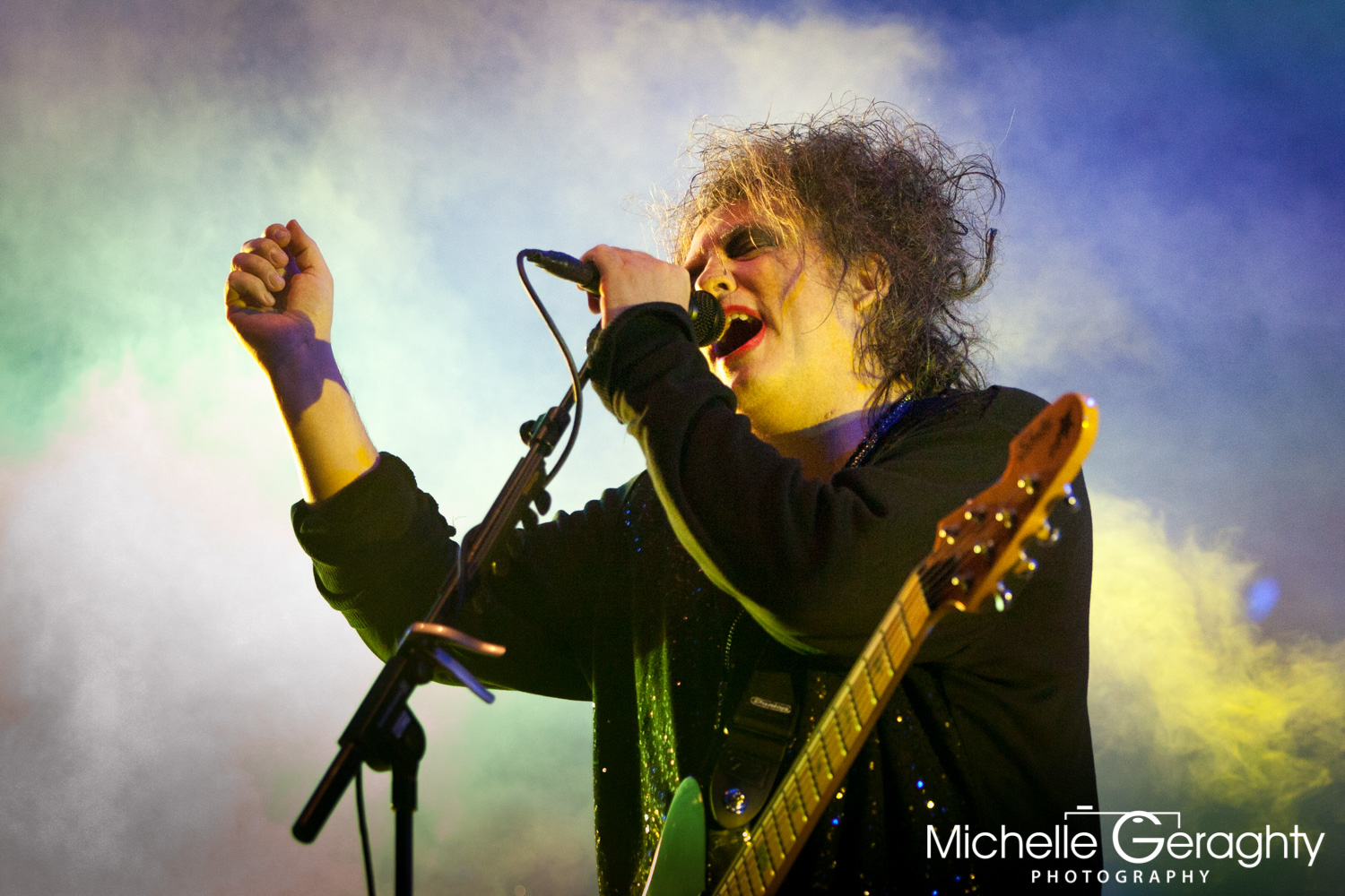 The Cure at Electric Picnic