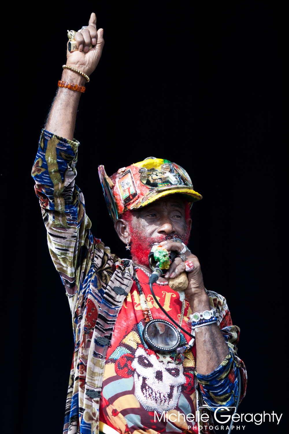 Lee Scratch Perry at Electric Picnic
