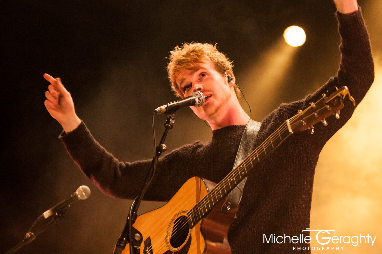 Kodaline at the Olympia Theatre