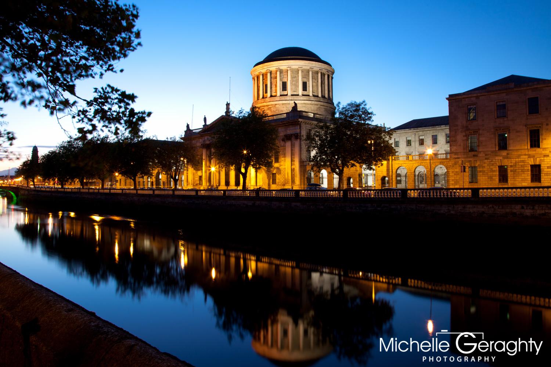 The Four Courts, Dublin, Ireland