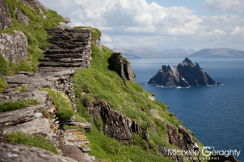 The Skellig Islands, Co. Kerry, Ireland