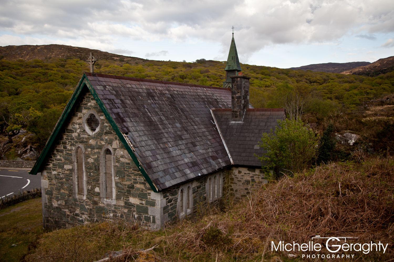 Village Church, Co. Kerry, Ireland