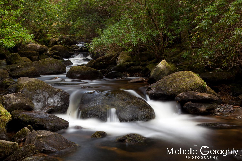 Torc Waterfall, Killarney, Co. Kerry, Ireland