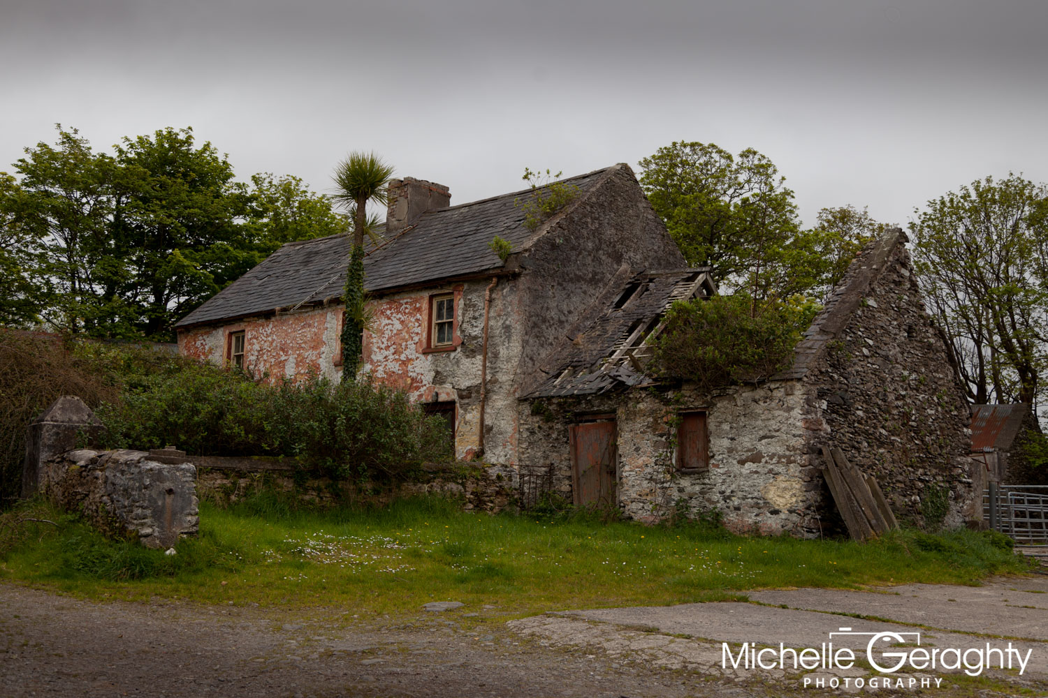 Cottage in Co. Kerry, Ireland