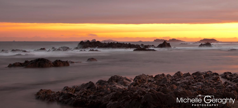 Sunrise at Malin Head, Co. Donegal, Ireland