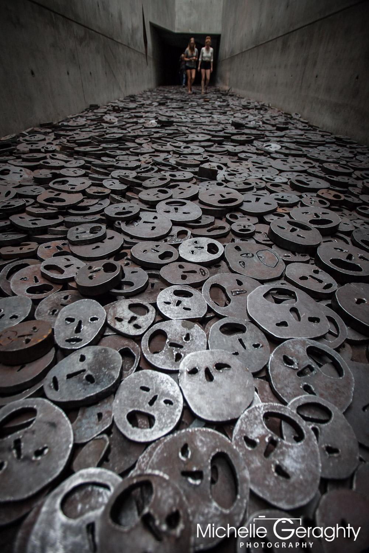 Shalekhet (Fallen Leaves) Exhibit, The Jewish Museum, Berlin, Germany