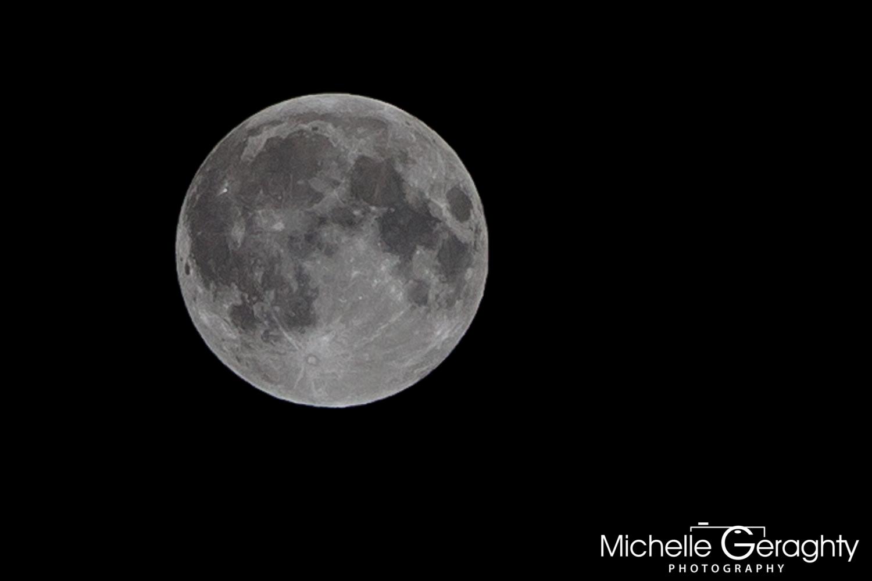 Super Moon Lunar Eclipse 2015 - Stage 1