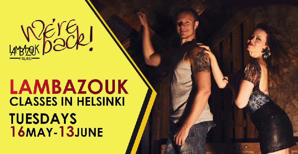 Lambazouk with Jaakko & Noora (16 May - 13 June)
