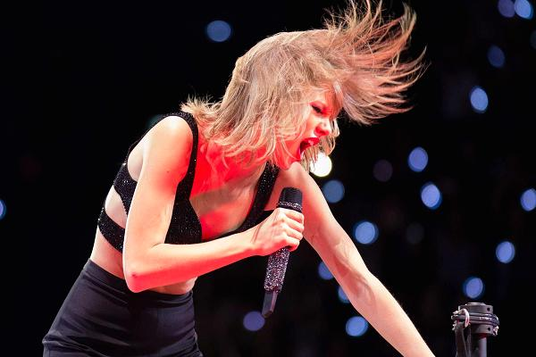 Taylor Swift has multiple pending trademark applications.