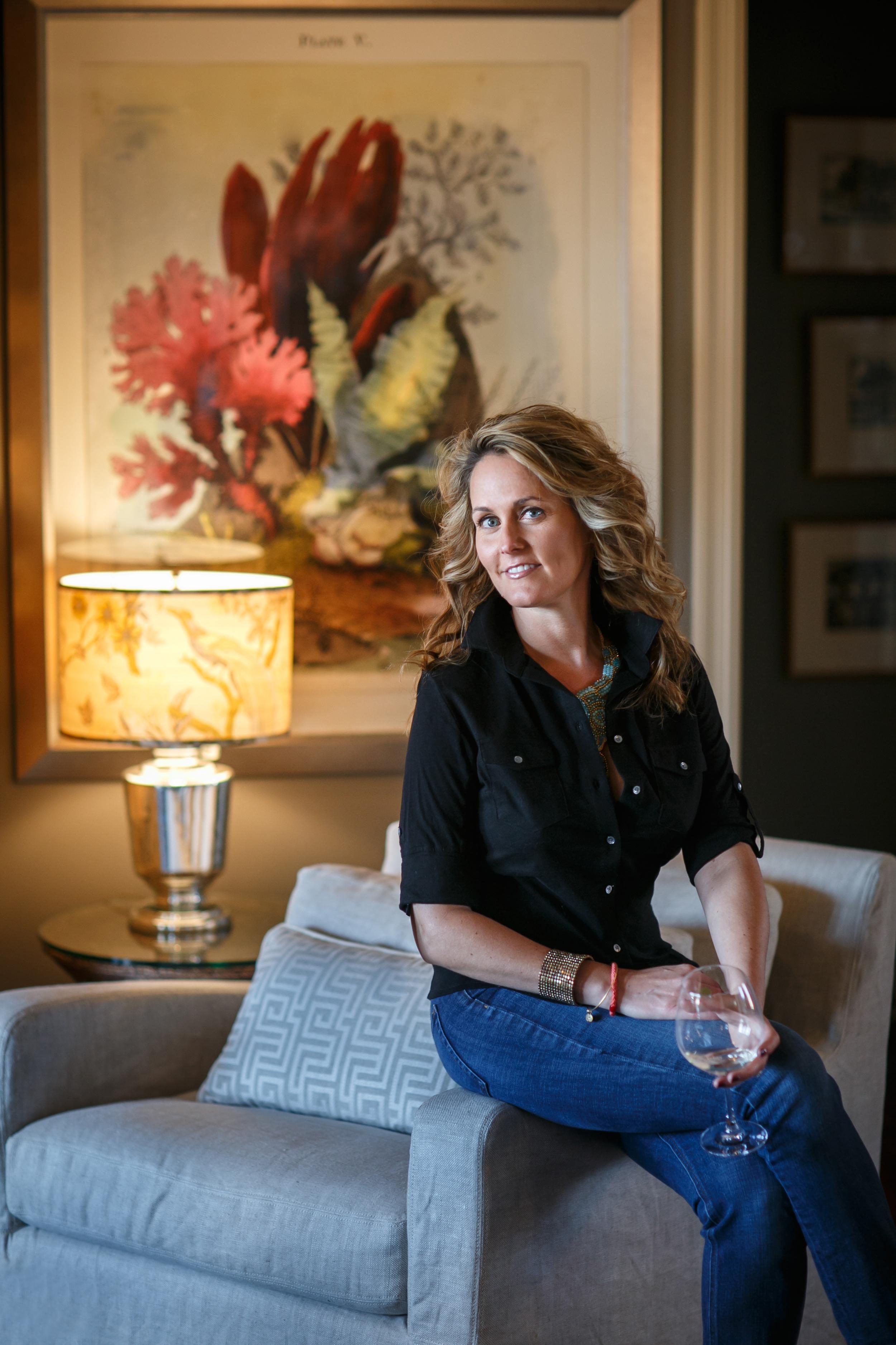 Julie Ransopher Baker, Interior Designer