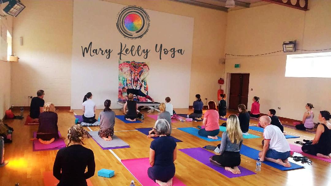 Retreats Mary Kelly Yoga