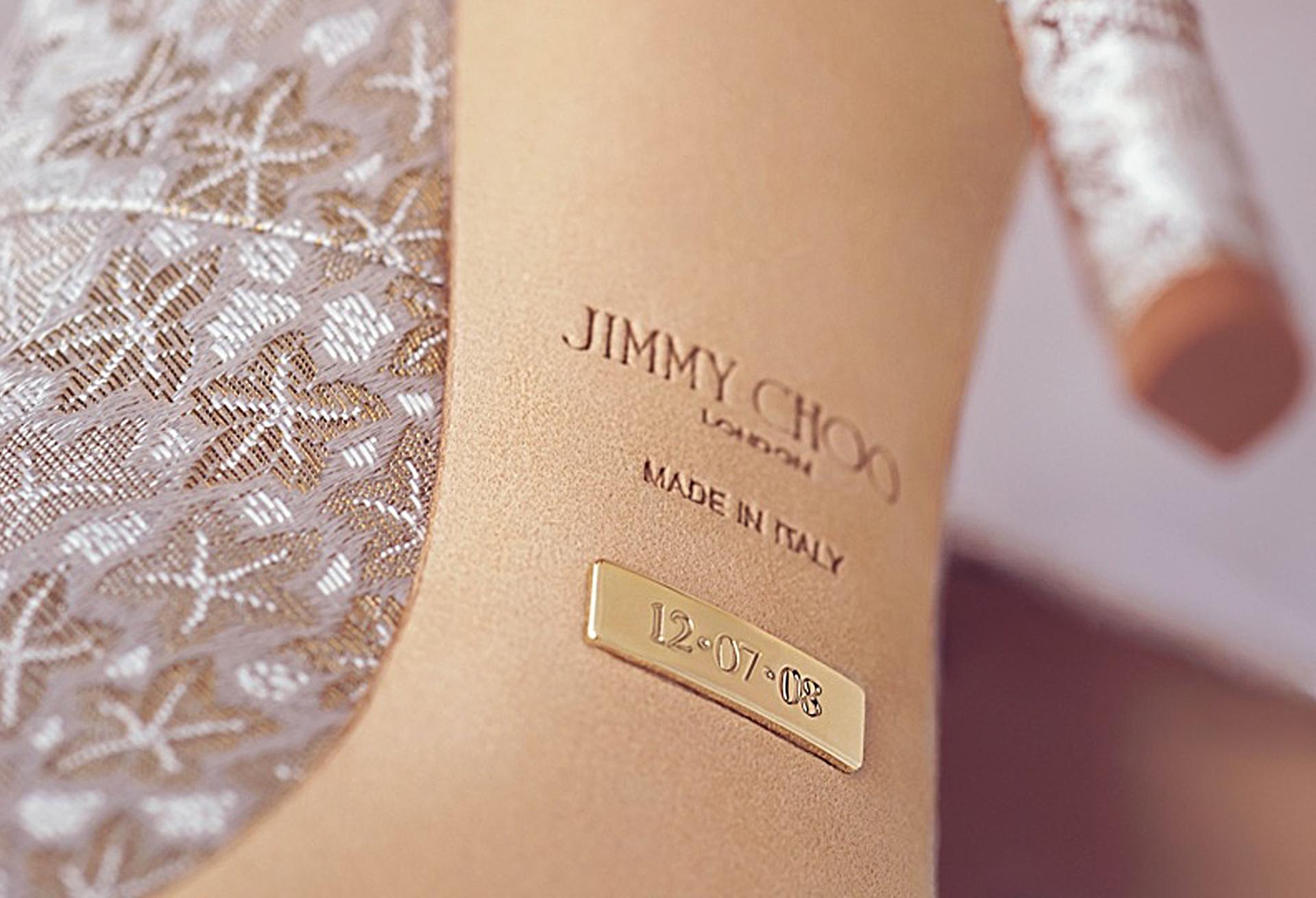 Jimmy Choo Brand Identity