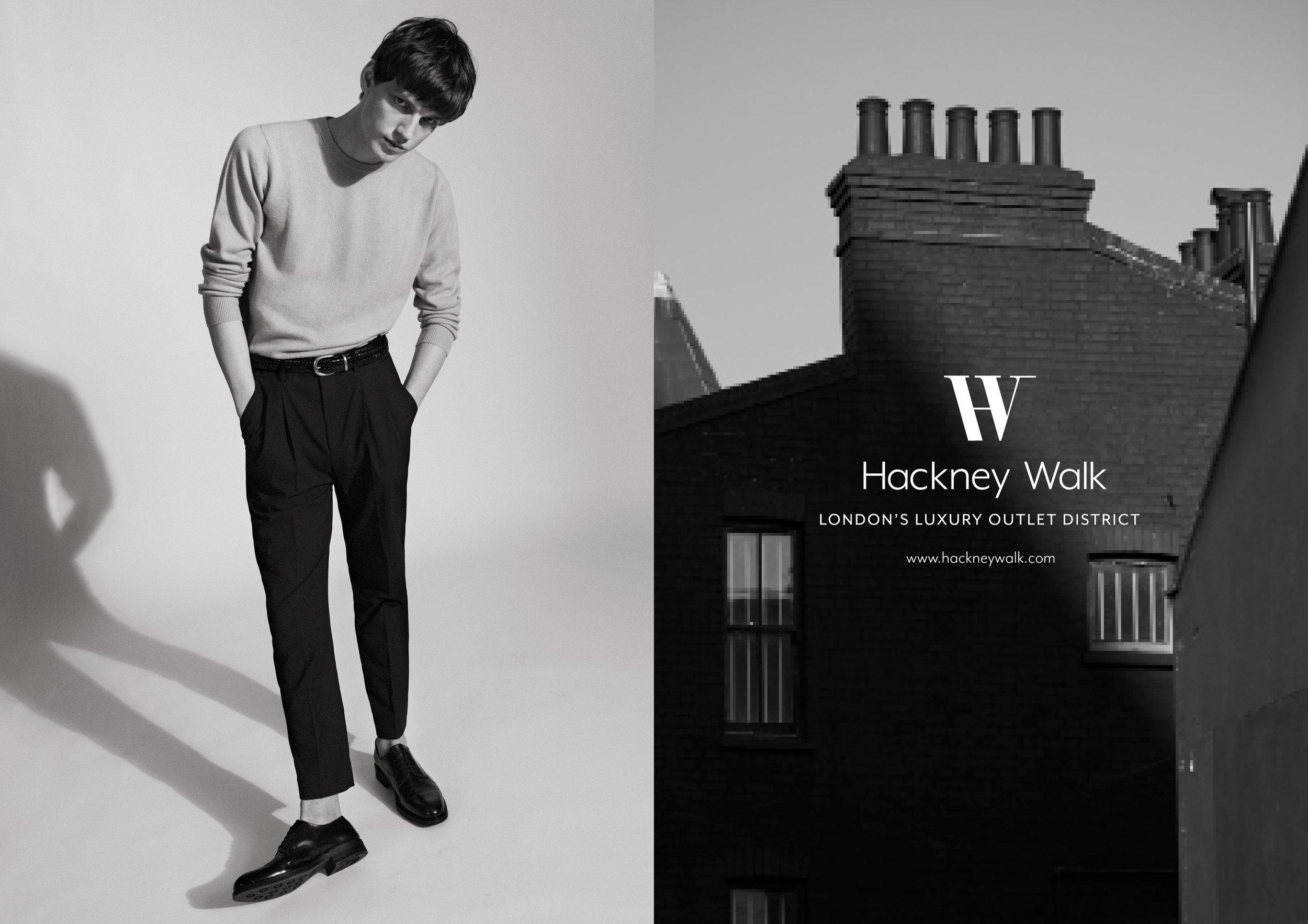 HACKNEY WALK  View Showcase