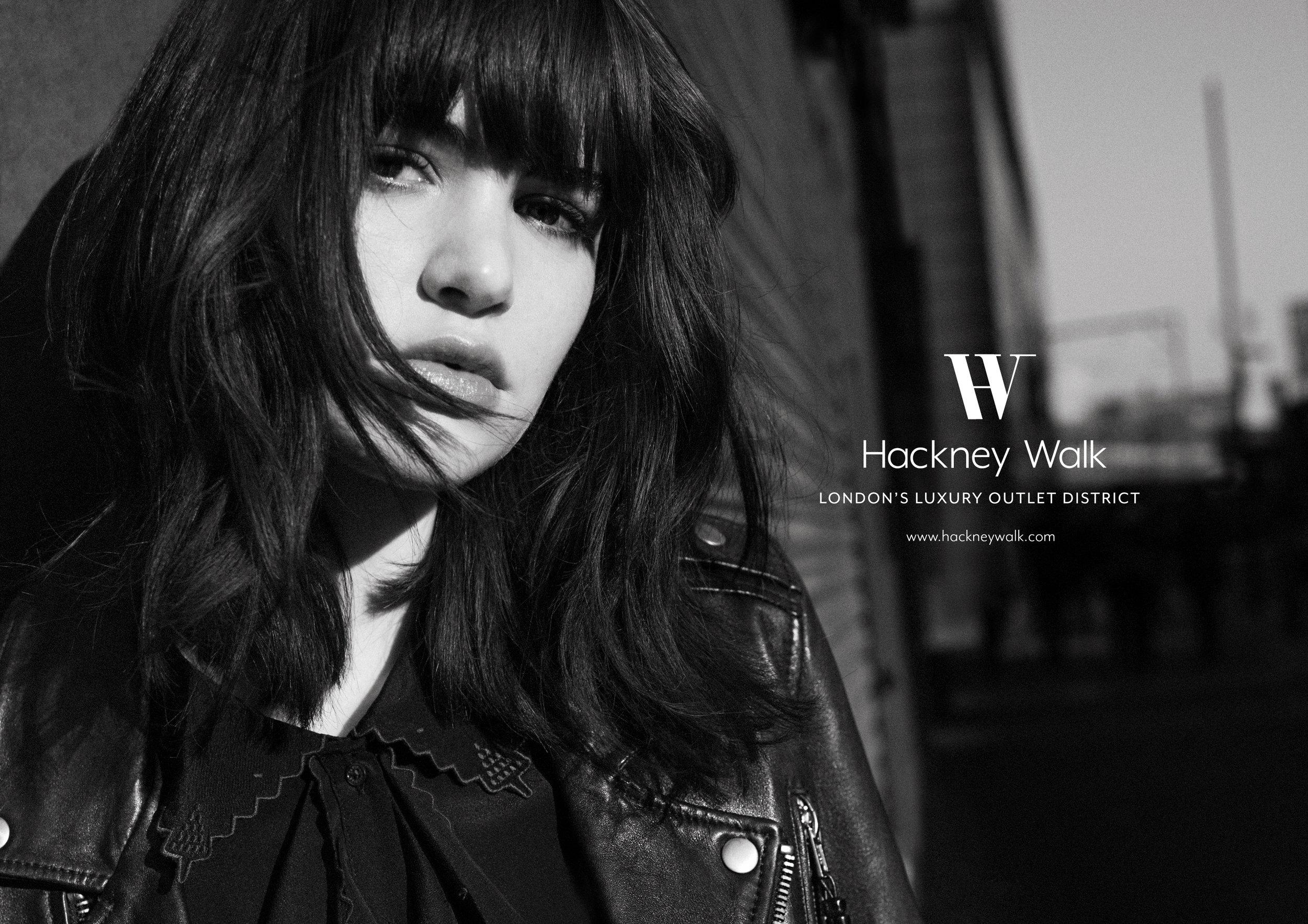Hackney Walk Advertising