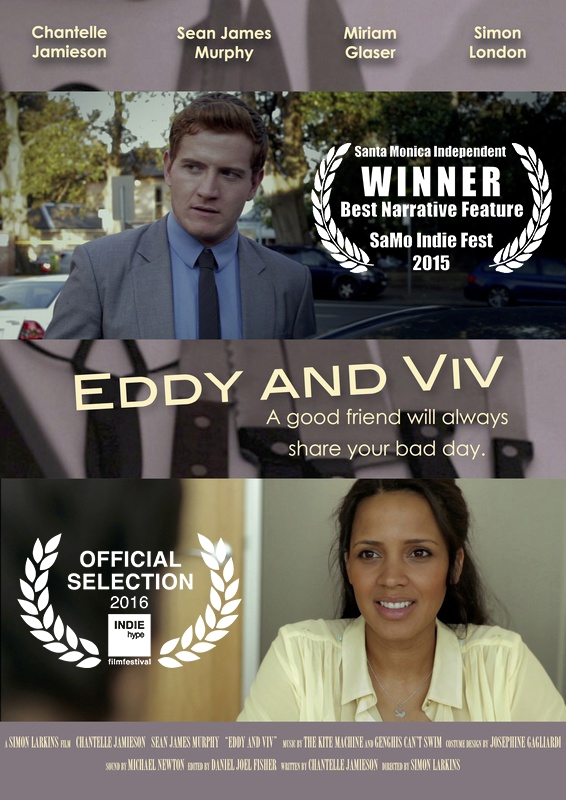 Eddy and Viv Poster