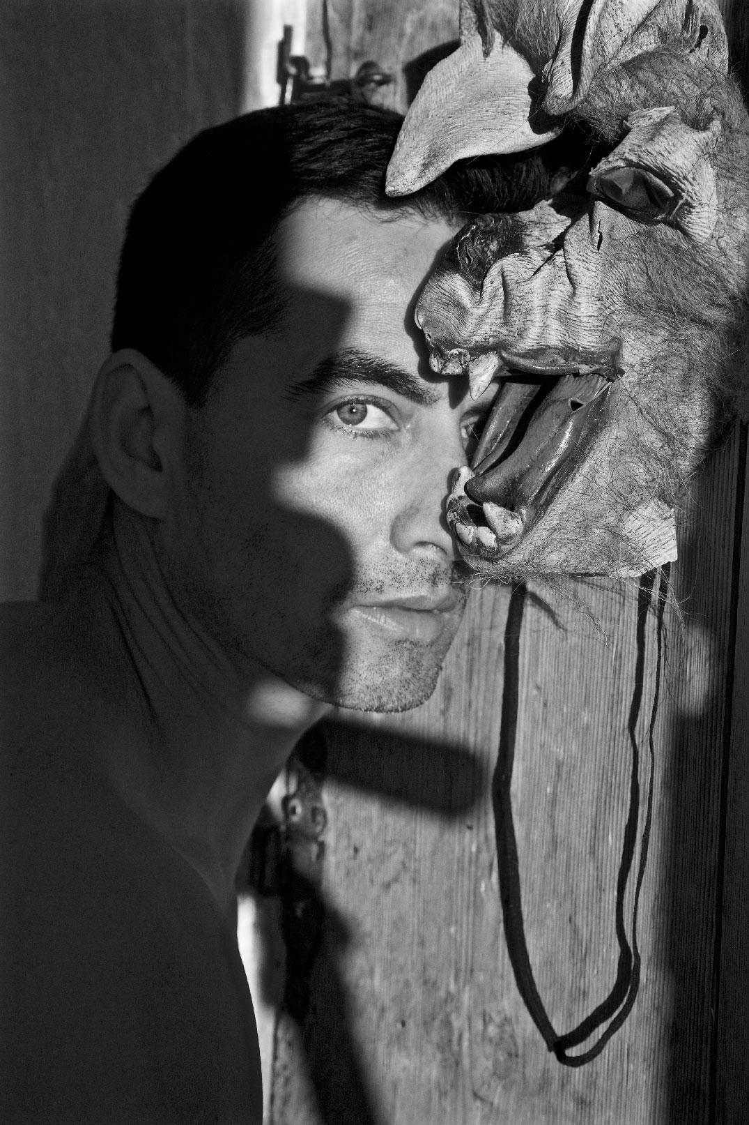 autoportrait rochegaussen