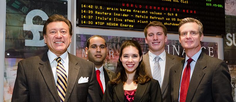 Quantum Financial Team