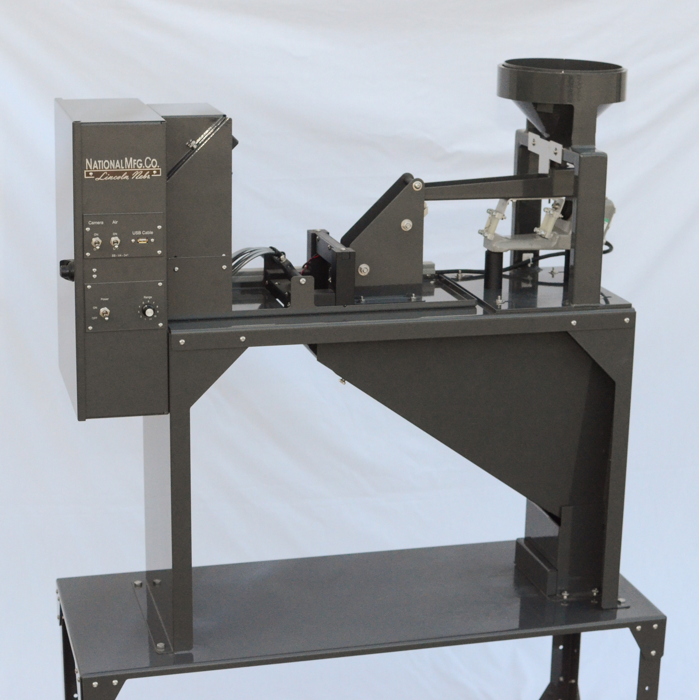 COLOR SEED SORTER