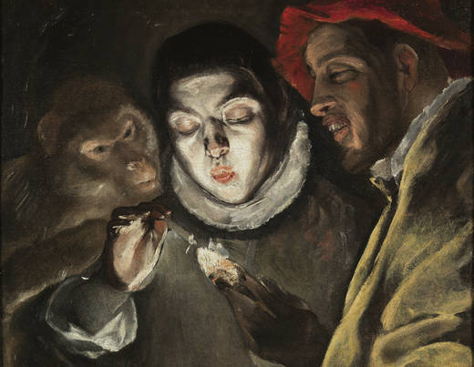 El Greco, Fable. The Prado