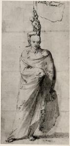 Jose Ribera, Man in a Toga. The Metropolitan Museum.