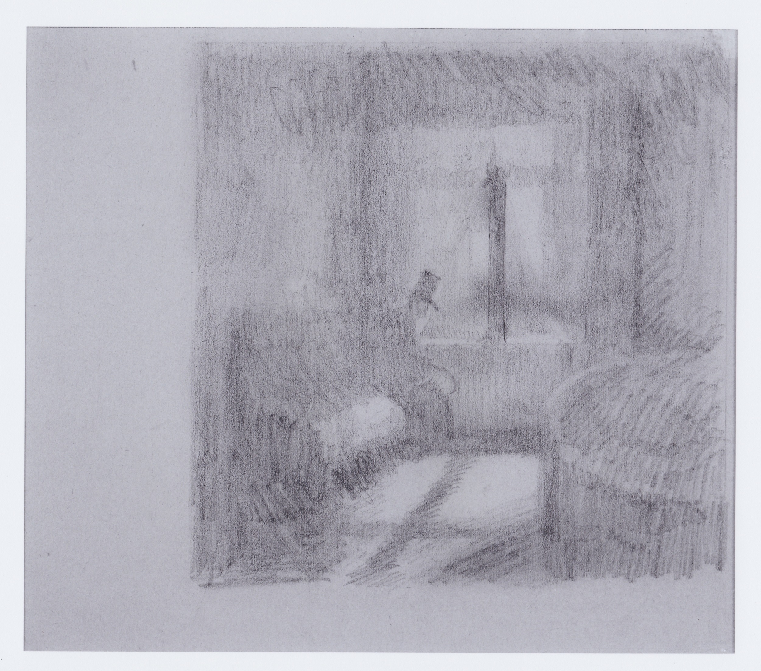 Edvard Munch – St. Cloud Night
