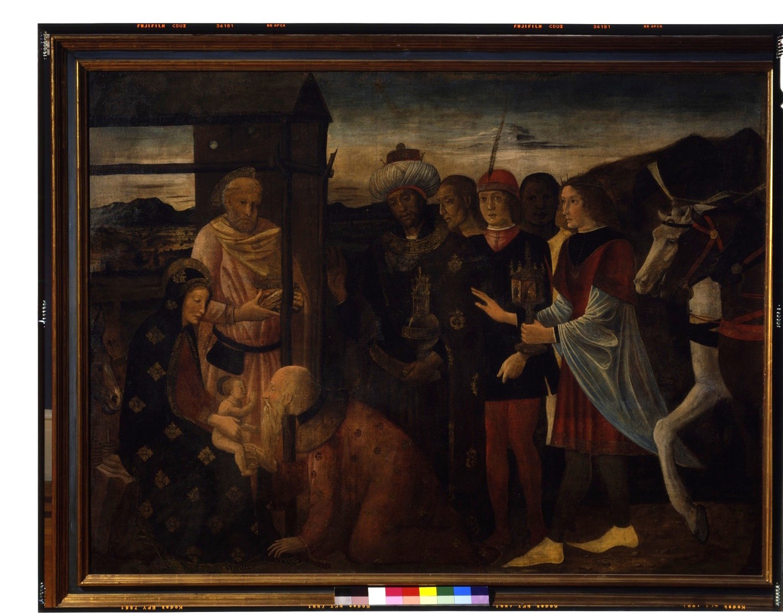 Giovanni & Gentile Bellini – The Adoration of the Magi
