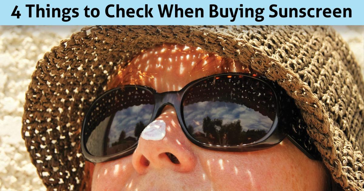 Sunscreen Blog Art