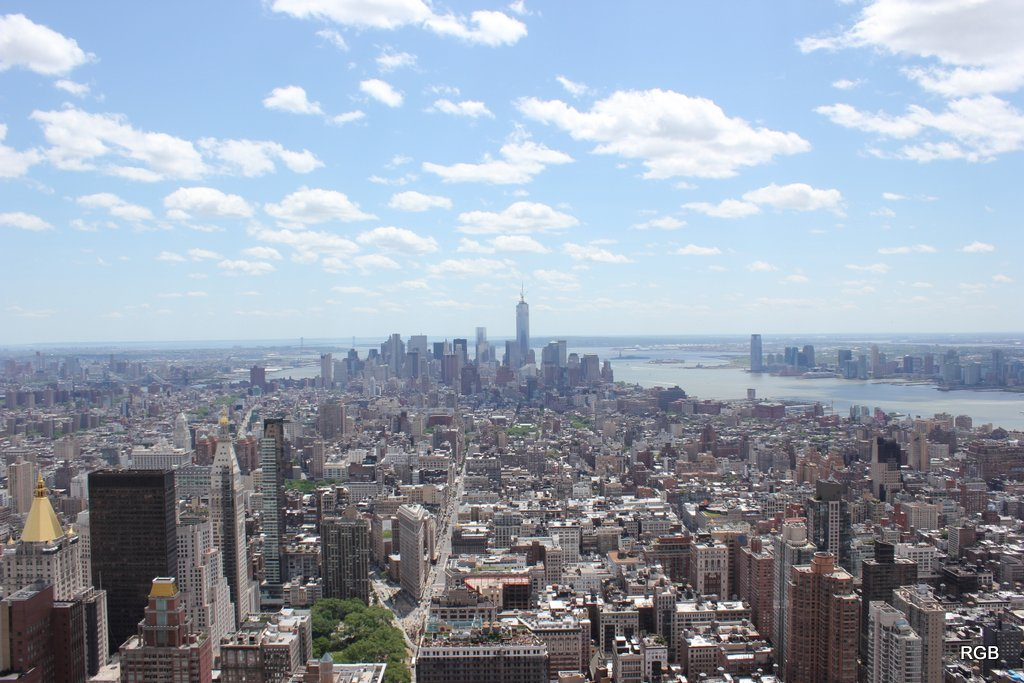 Downtown Manhattan On A Clear Day (May 2013) 06.JPG
