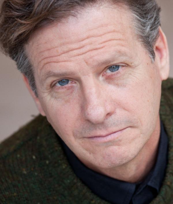 Martin Moran as Harold Bride