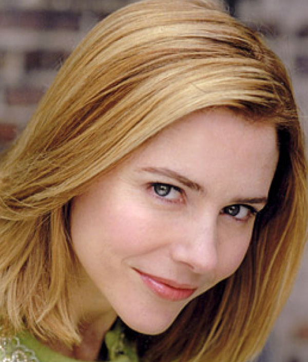 Kerry Butler as Evelyn Nesbit