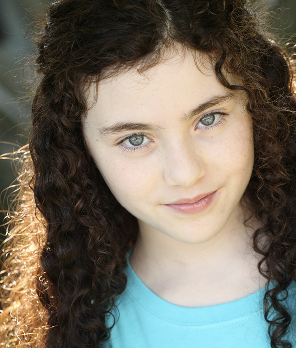 Lilla Crawford as The Little Girl