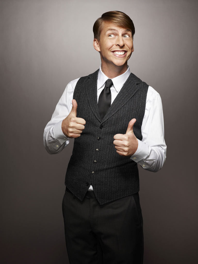 JACK MCBRAYER as Eugene Fodor