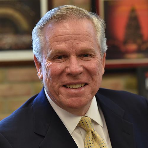 Jerry Blackstone  University of Michigan Professor Emeritus
