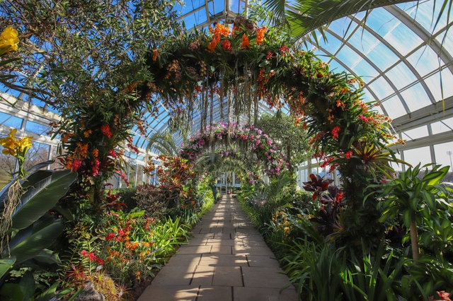 New York Botanical Garden, Manhattan