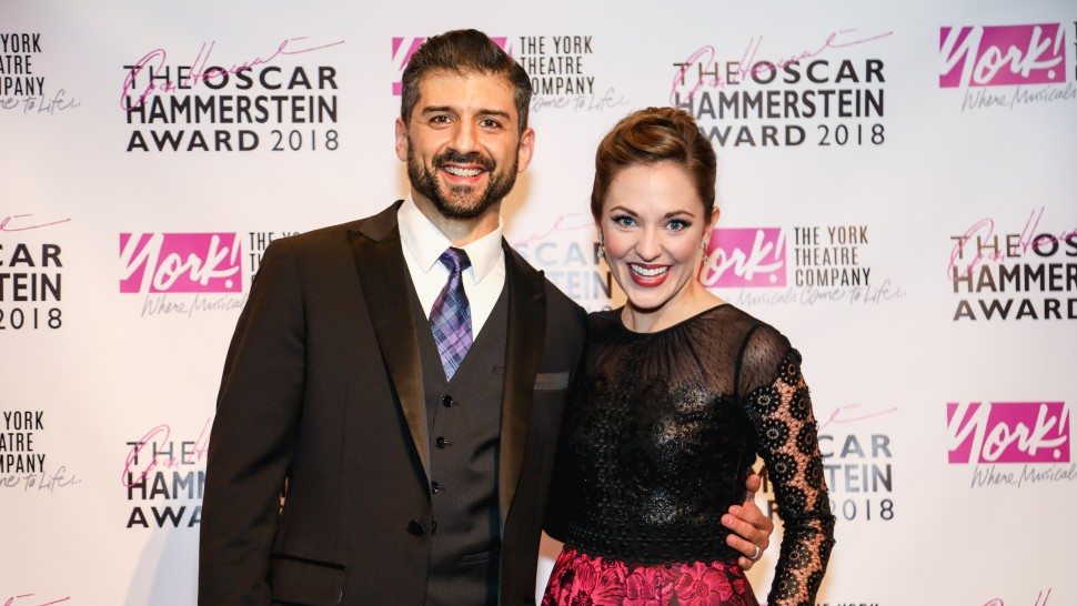One-Night-Only  The Scarlet Pimpernel  Concert, With Tony Yazbeck, Laura Osnes, and More, Presented February 18