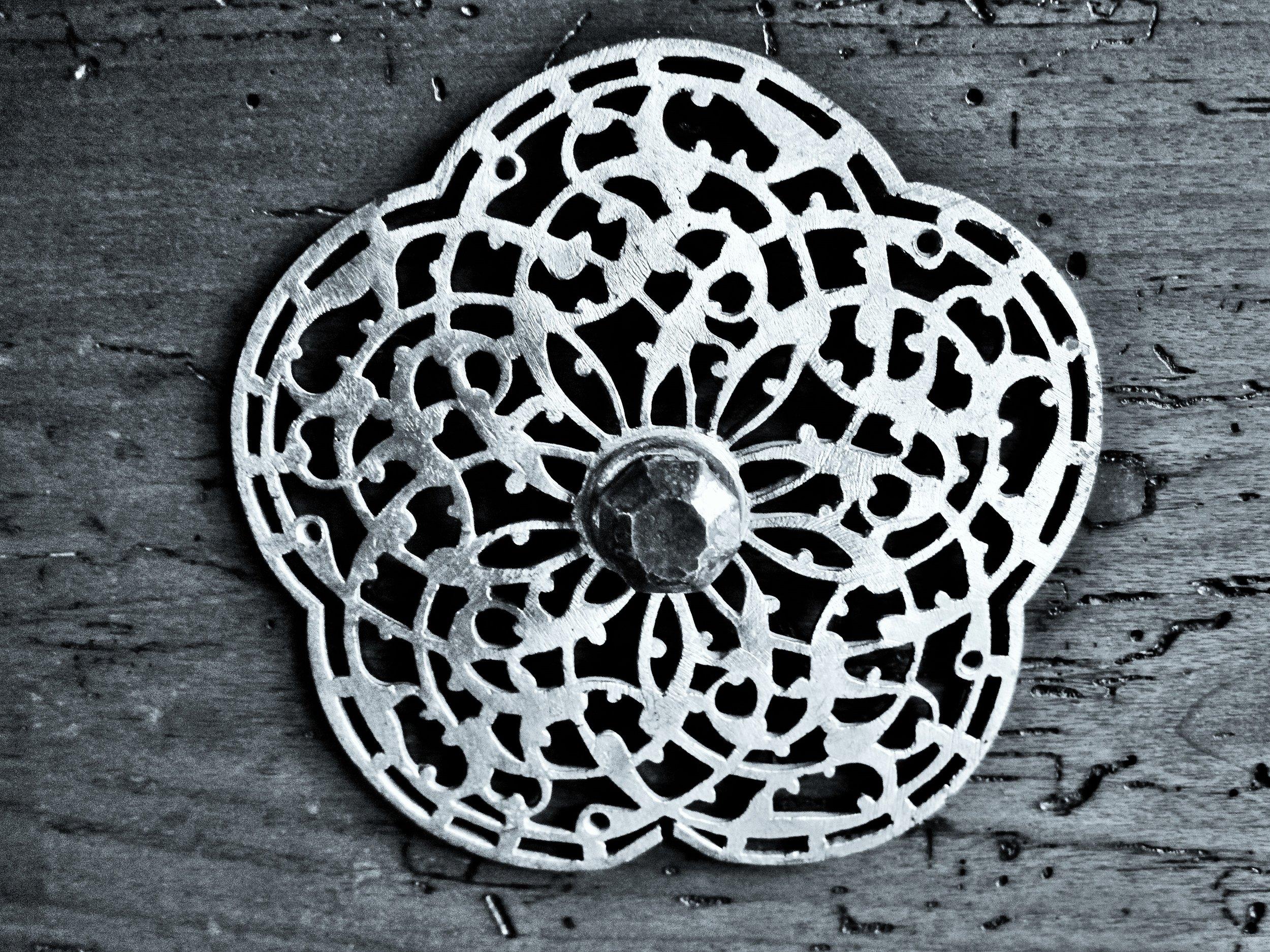 Decorative Knob, Istanbul