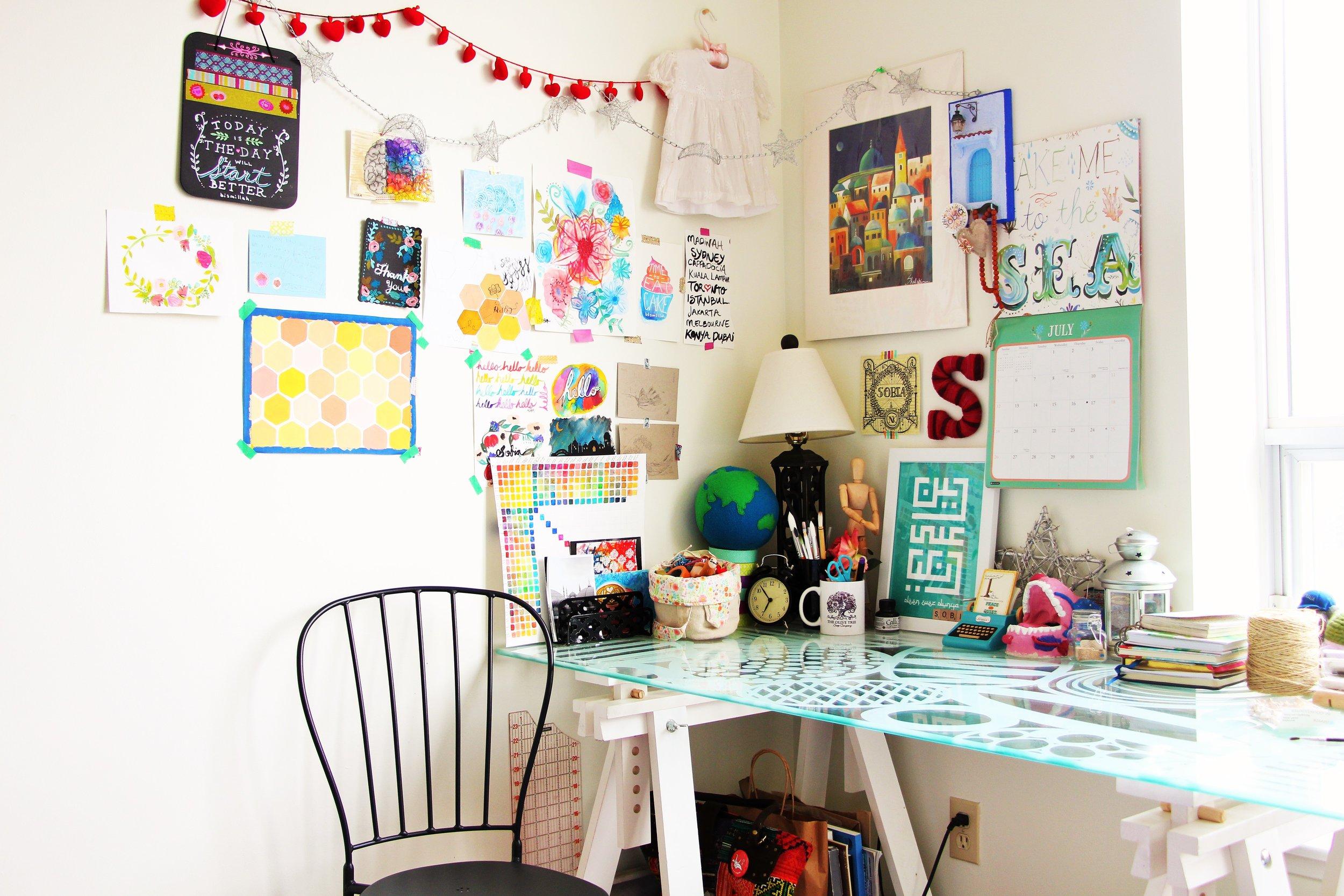 Sobia's Workspace