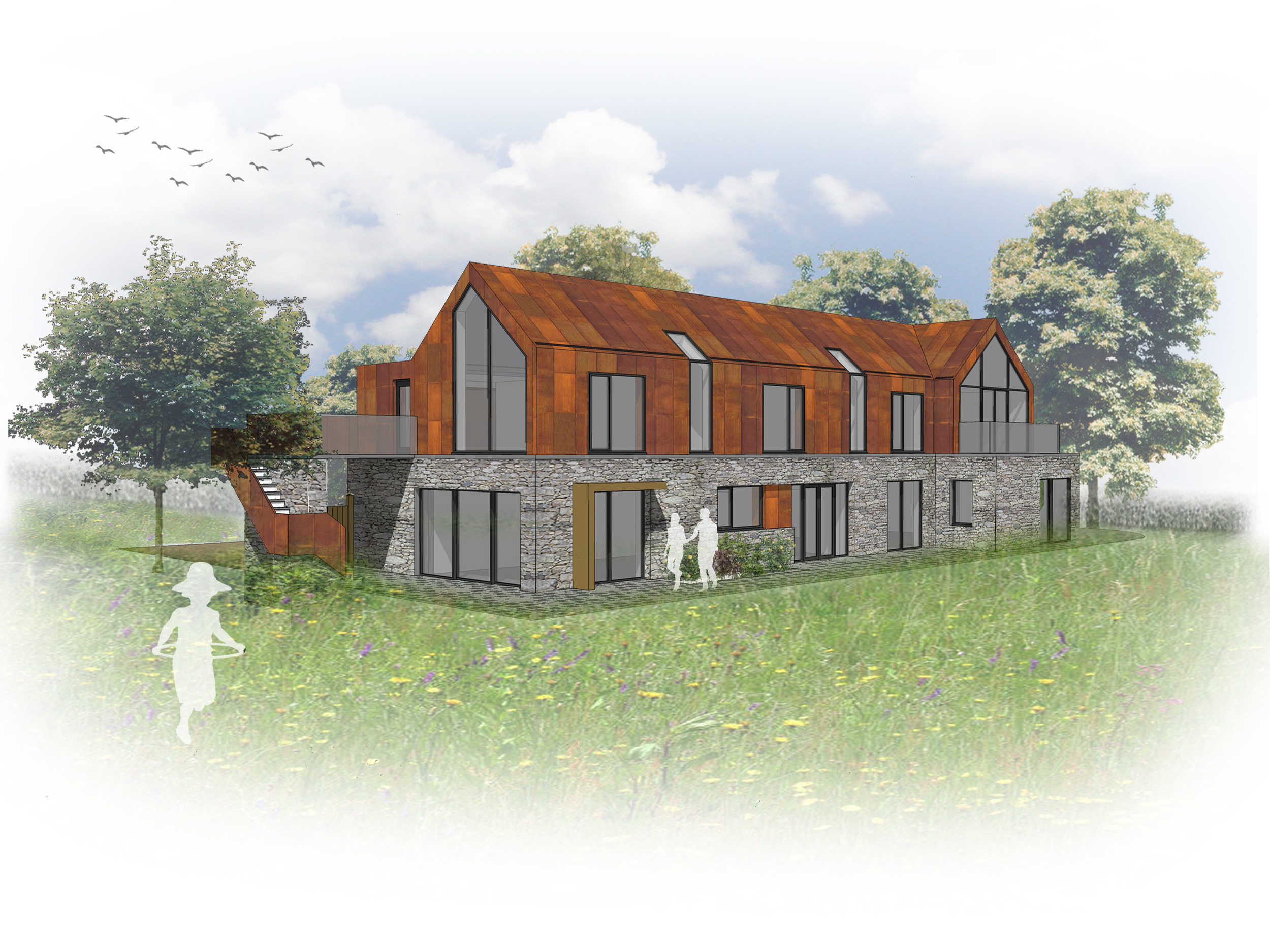 North Yorkshire Replacement Dwelling