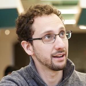 Dan Abelon<small>Two Sigma Ventures</small><span>Partner</span>