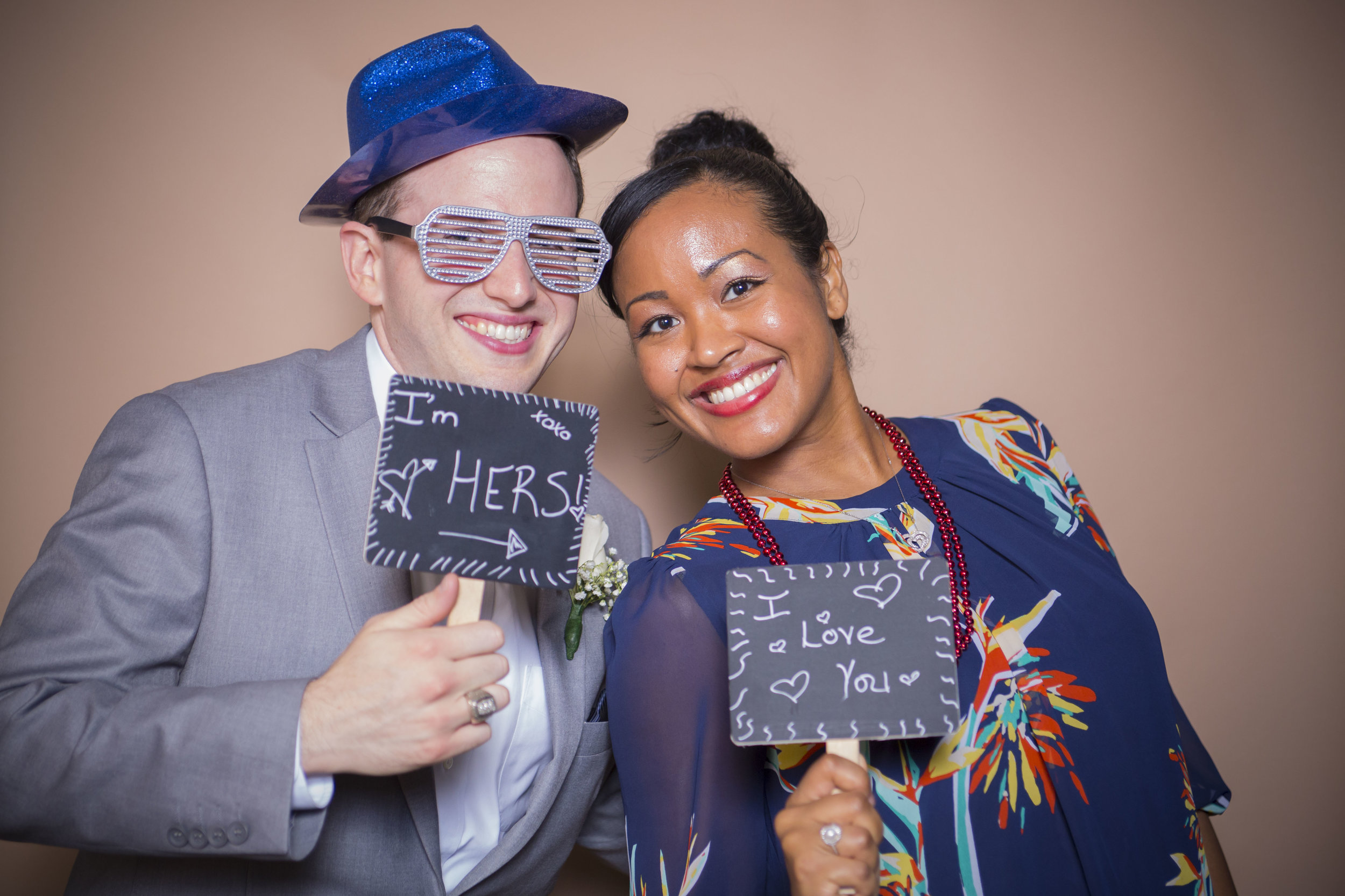 McCain Wedding Booth - Wedding Photo Booth