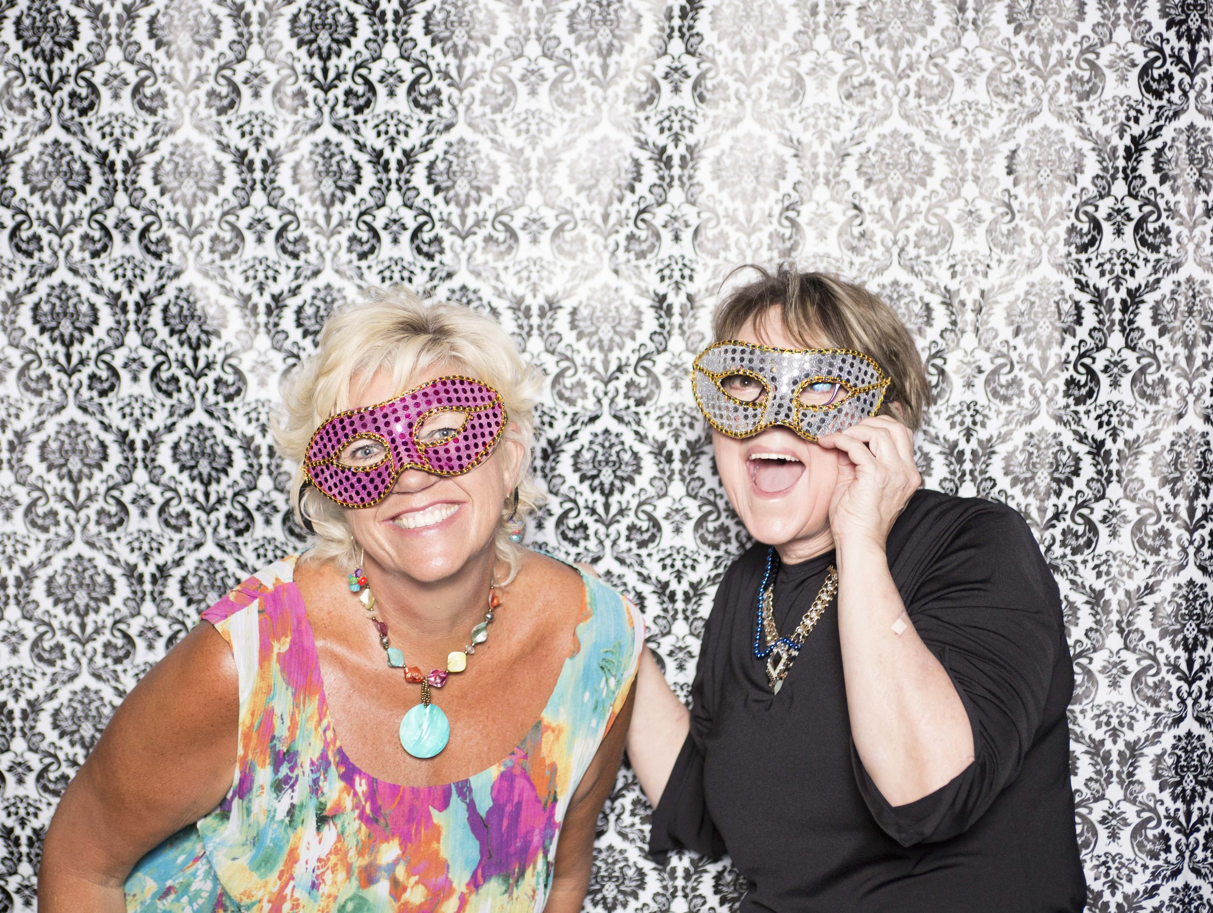 Sheila & Steve - Wedding Photo Booth