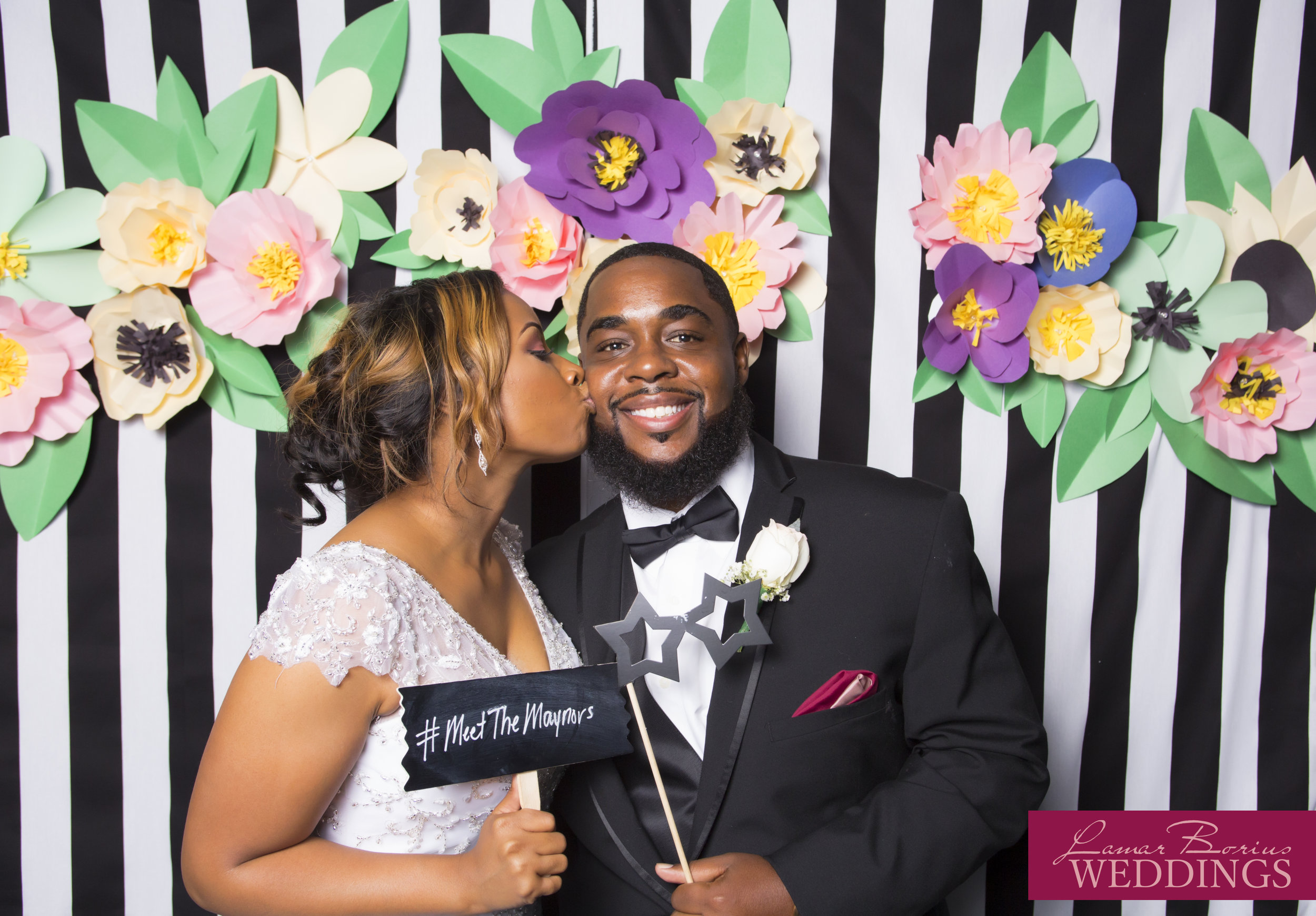 Maynor Wedding - Photo Booth
