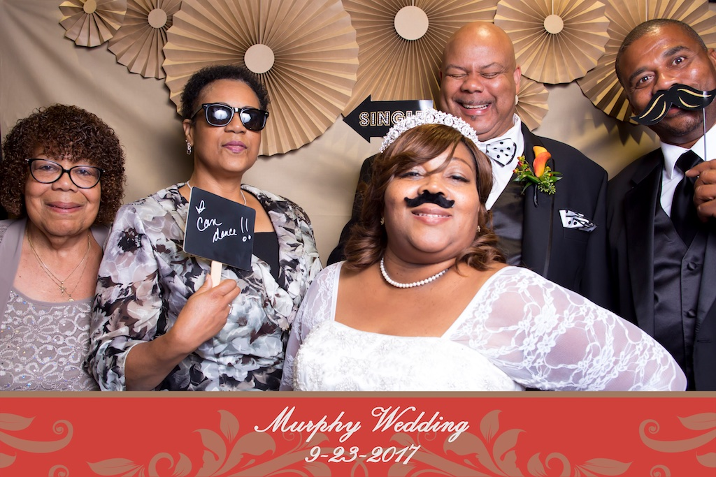 Murphy Wedding - Photo Booth