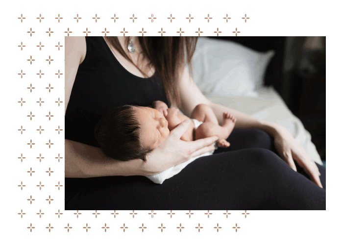 Lifestyle New Born Photography - In the Pacific Northwest