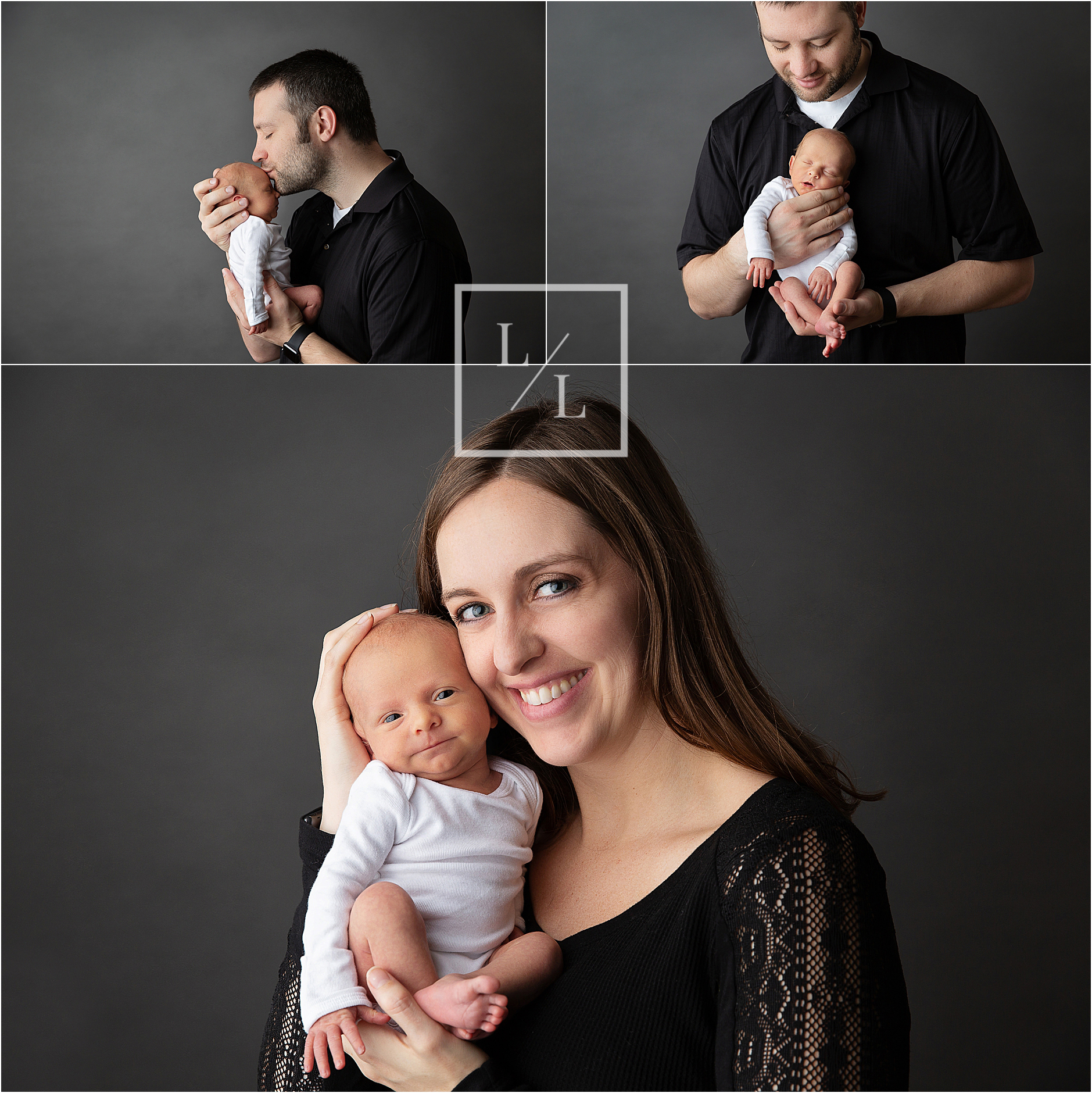 Seattle Family of Three Baby Portraits.jpg
