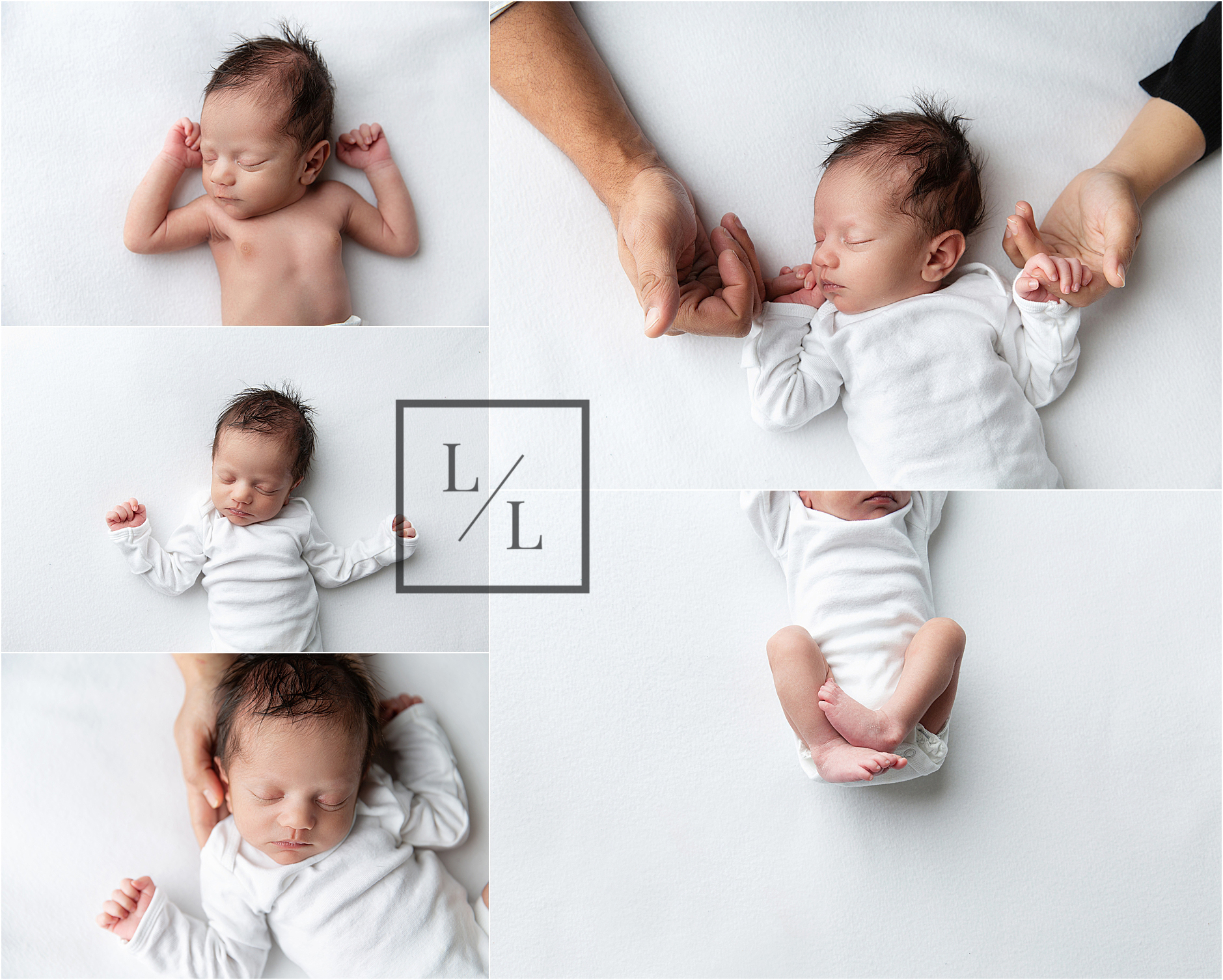Simple newborn posing on white.jpg