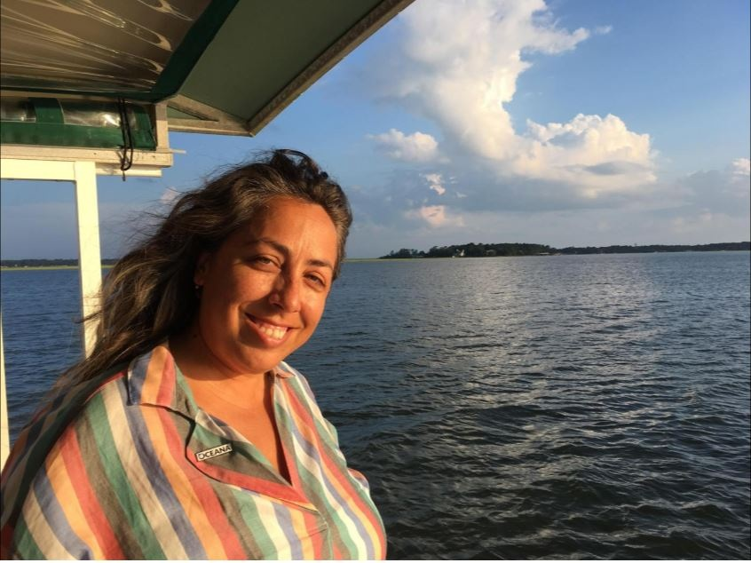 Offshore drilling gets a Savannah opponent - Paulita Bennett-Martin just reached the 90-day mark with her new job as campaign organizer for Oceana in Georgia, but she's already racked up a significant accomplishment.
