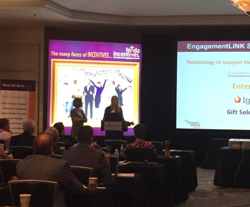 A preliminary discussion on engagement solutions from Hinda VP of Strategic Solutions Theresa Thomas and Client Solutions Director Susan Schierenbeck.
